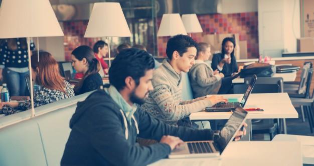 studenten erasmus trainen online