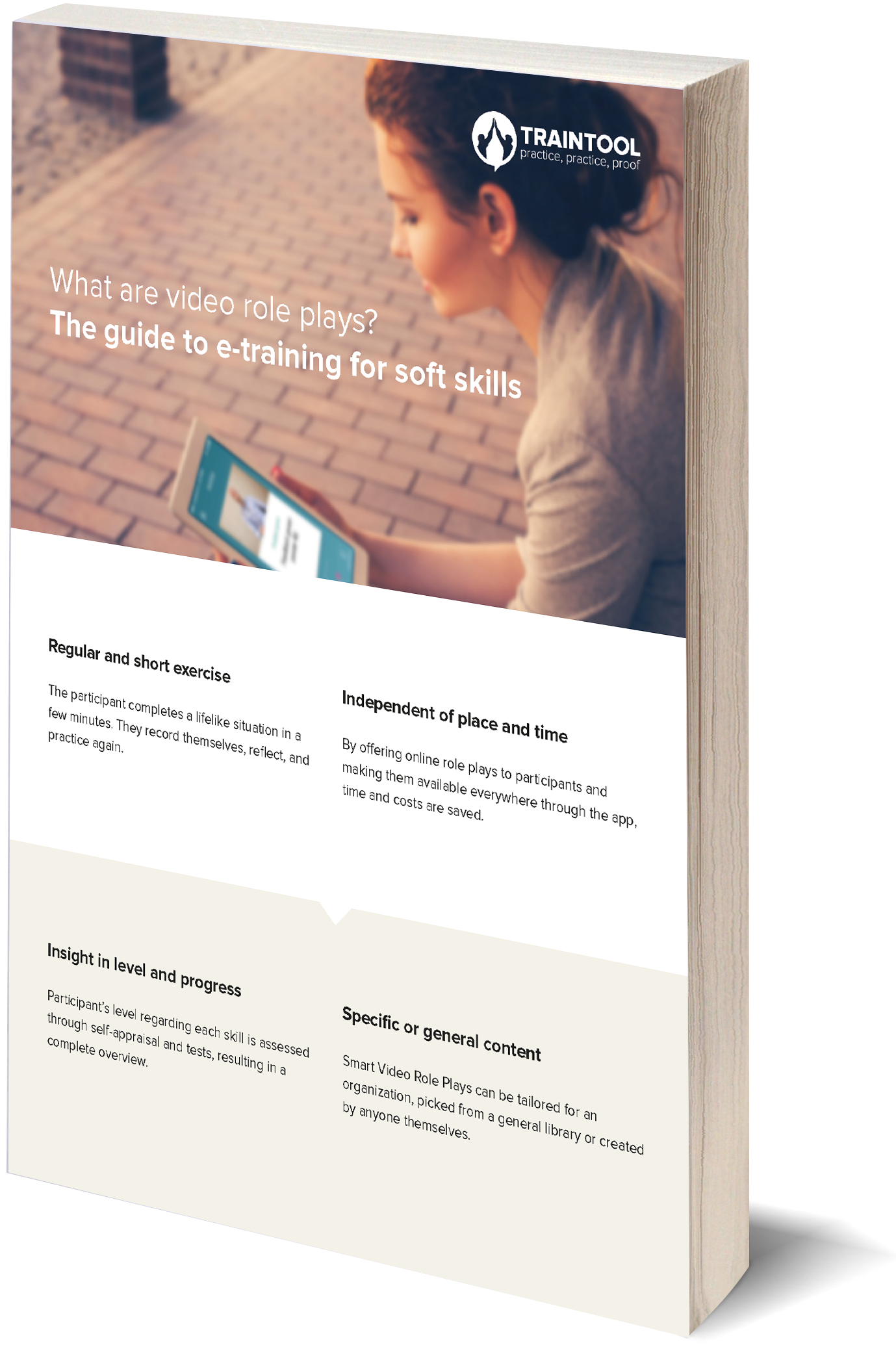 what are video role plays ebook cover