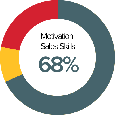 motivation sales skills