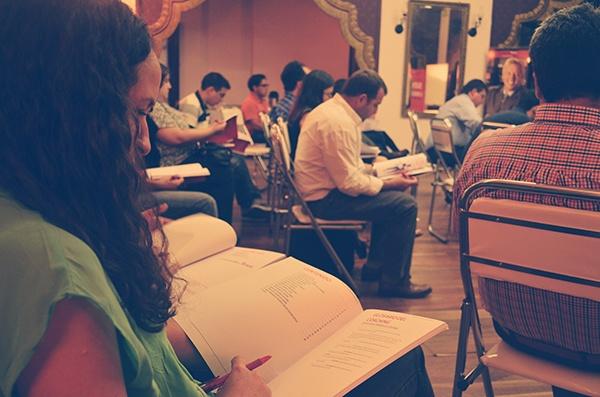 classroom workshop