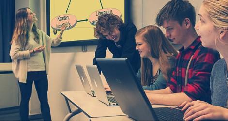 Gebruik TrainTool in onderwijs Universiteit Utrecht stijgt